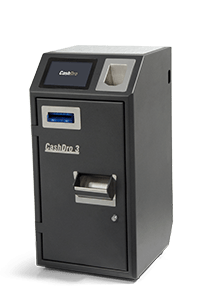 CashDro 3, cajón de efectivo