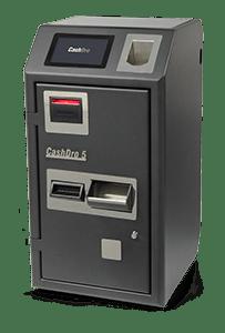 CashDro 5, cajón de efectivo