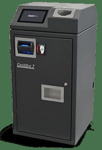 CashDro 7, cajón de efectivo